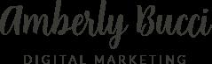 Amberly Bucci Logo