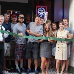 Saratoga Chamber of Commerce - Ribbon Cutting - Caroline Pub